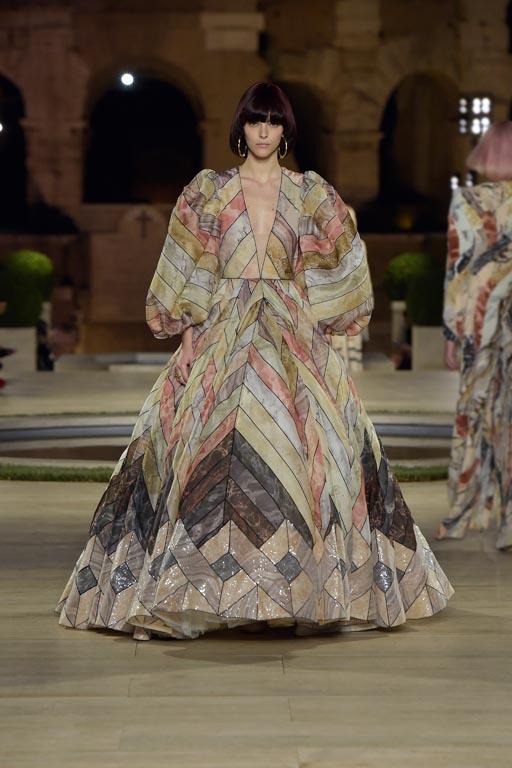 Fendi Haute Couture FW 2019/2020 Collection, Courtesy of Fendi