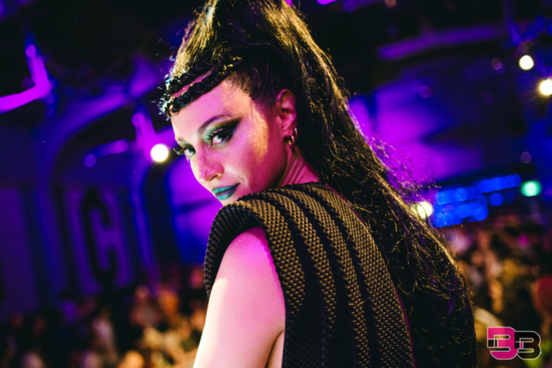 La B. Fujiko at Cinema Ball, BBallroom, Photo by Chiara Rigato