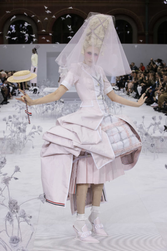 Thom Browne Spring Summer 2020 Collection, Courtesy of Thom Browne