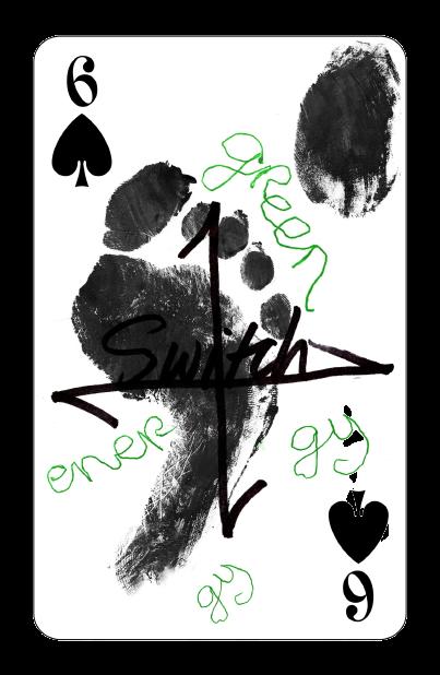 Westwood Playing Cards. Image Courtesy of VW press