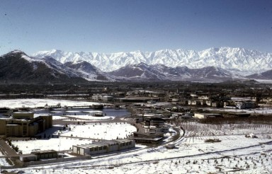 Kabul in the Winter, 1967 by Bill Podlich