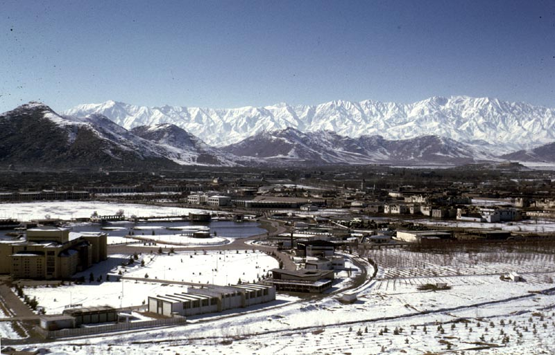 LoST PaRADISE: AfGHANisTAN
