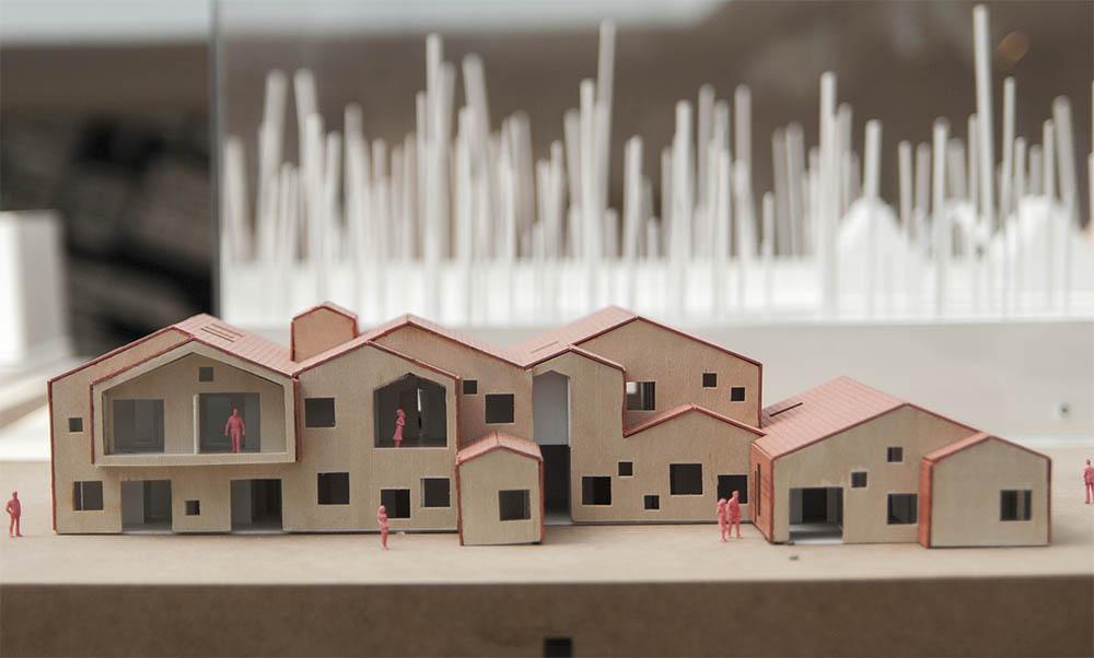 Biennale Architettura 2016 Giardini Danish pavilion