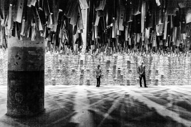 Biennale Architettura 2016 entrance