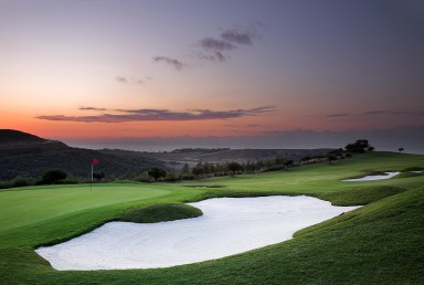 Finca Cortesin Golf Course Dry Selection 2016