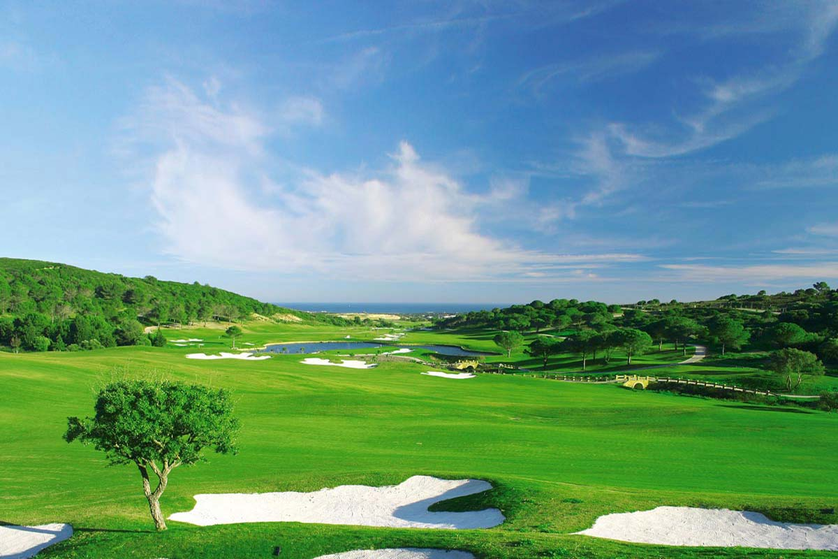 Sotogrande Golf Course Dry Selection 2016