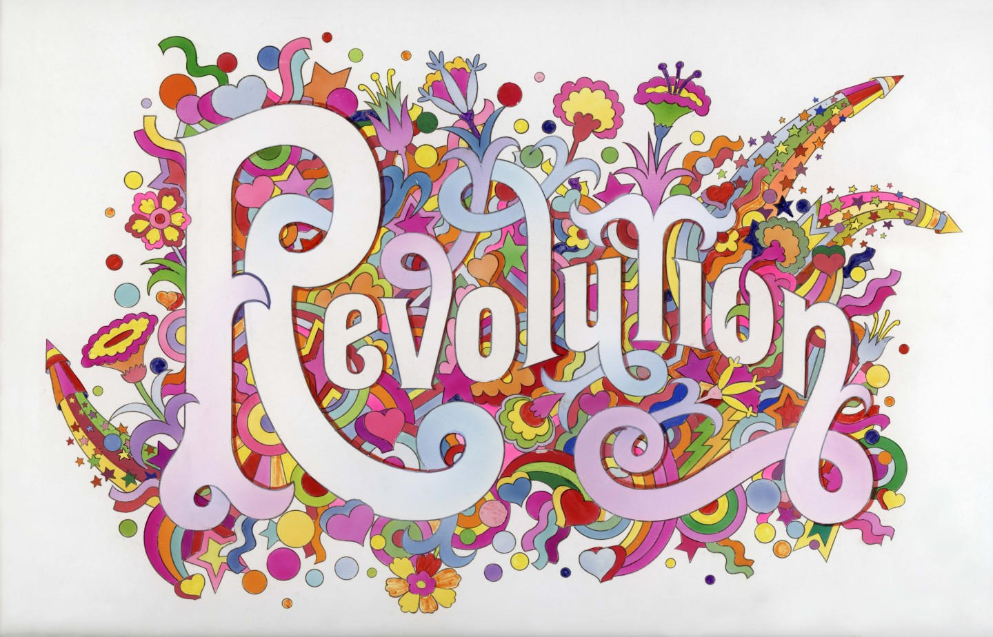 YoU SaY YoU WanT A RevOlUtION