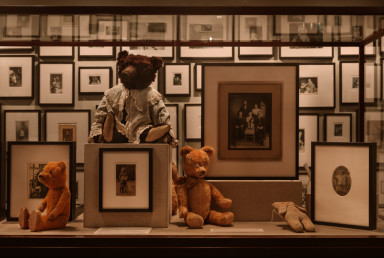 """The Teddy Bear Project of """"The Keeper"""" the exhibition"""