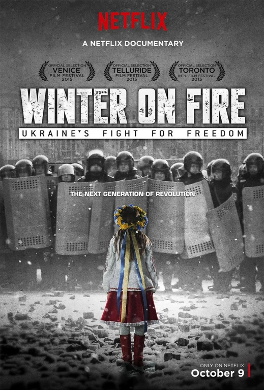Winter on Fire Netflix Ukraine