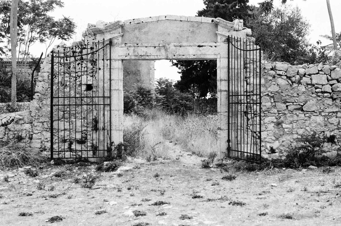 Old gate of Noto antica ph@Alessandro Benetti