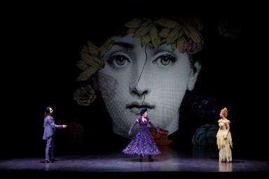 don Giovanni, Fornasetti ph: Arianna Sanesi