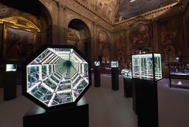 MILAN, ITALY - JANUARY 14: A general view of 'David Yurman - Where Design Meets Art' during Milan Men's Fashion Week Fall/Winter 2017/18 on January 14, 2017 in Milan, Italy. (Photo by Venturelli/Getty Images for David Yurman)