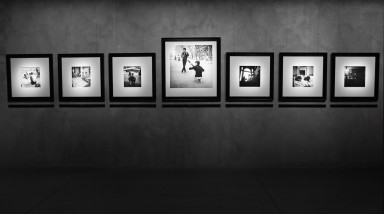 The Beats and The Vanities, Larry Fink