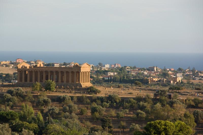 Tempio della Concorda, Sicily, Italy
