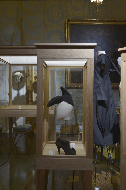Museo Effimero della Moda, Palazzo Pitti, Florence