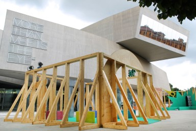MAXXI Temporary School. The museum is a school. A school is a battleground. YAP MAXXI 2016, MAXXI National Museum of XXI Century Arts, June 21th-October 23th 2016, Rome