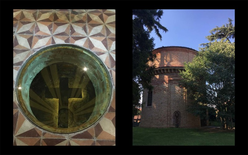 Rocca Civalieri, Monferrato, Italy. Photo Giuseppe Laguzzi