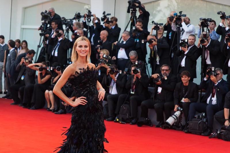 Renata Kuerten, in ALBERTA FERRETTI DRESS© daniela katia lefosse photography.mostra del cinema di venezia 2017 red carpet