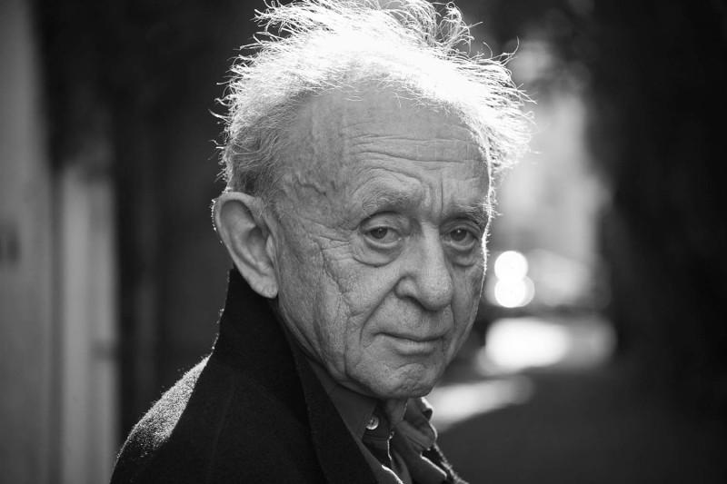 director Frederick Wiseman - EX LIBRIS - The New York Public Library- © Erik Madigan Heck Venice Film Festival Film Review
