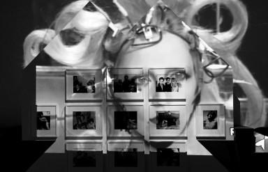 Lisetta Carmi, i travestiti, 1972. Tv 70 Francesco Vezzoli Guarda La Rai @ Fondazione Prada Milano Italian Tv Icons