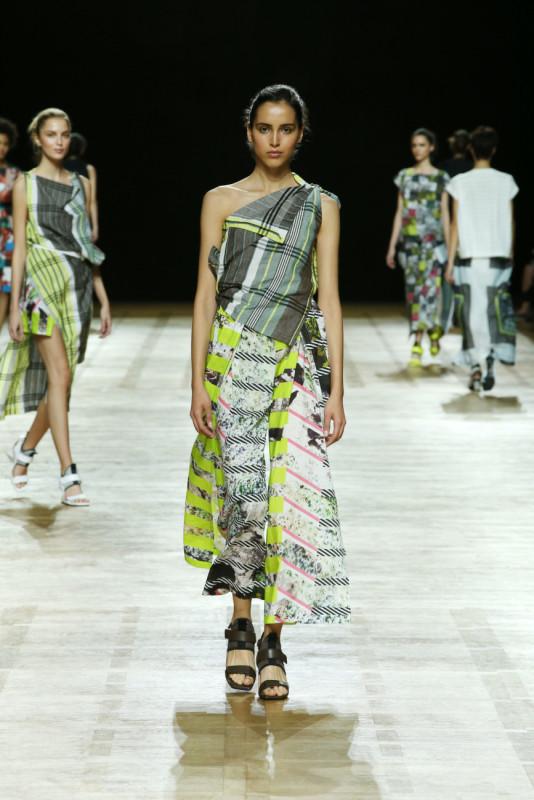 ISSEY MIYAKE SS18 Paris Fashion Week