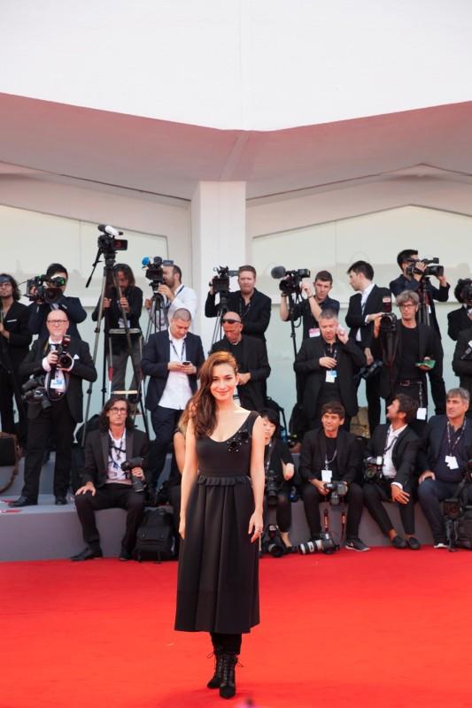 mostra del cinema di venezia 2017 red carpet day2
