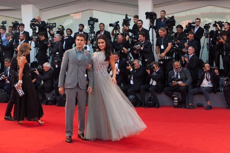 mostra del cinema di venezia 2017 red carpet