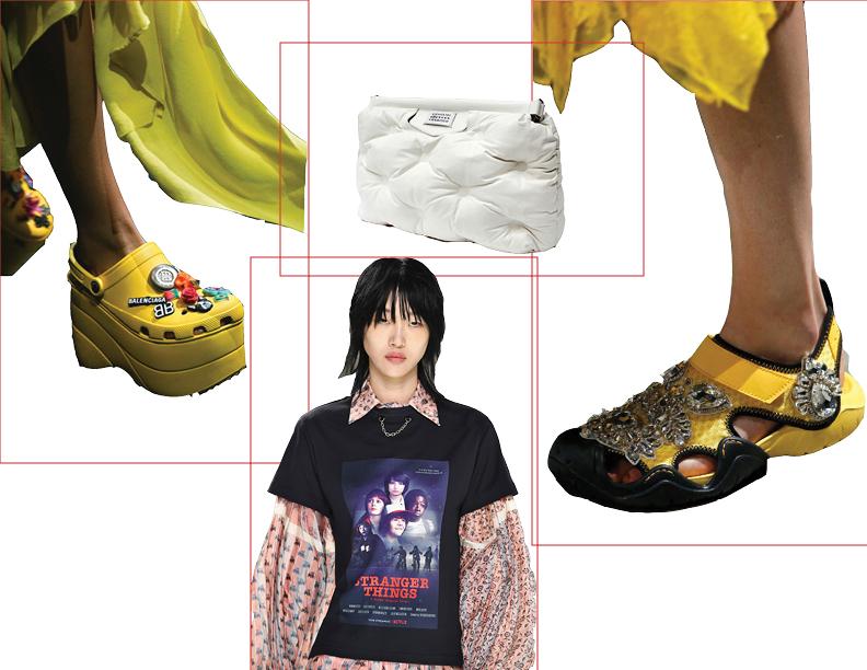 Collage Folies ss2018