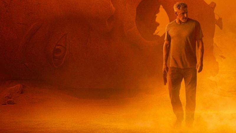 Blade Runner 2049, Villeneuve, Harrison Ford, Ryan Gosling, Dystopian Cyberpunk Los Angeles California, Sci-fi