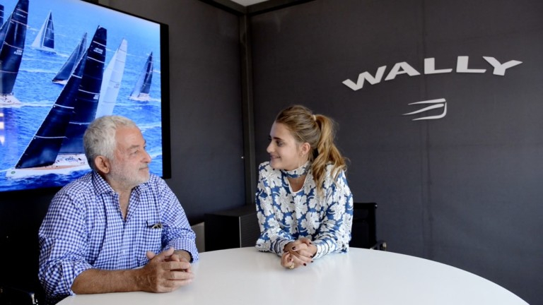 Luca Bassani Antivari interview with collectible DRY on Monaco Yacht Show