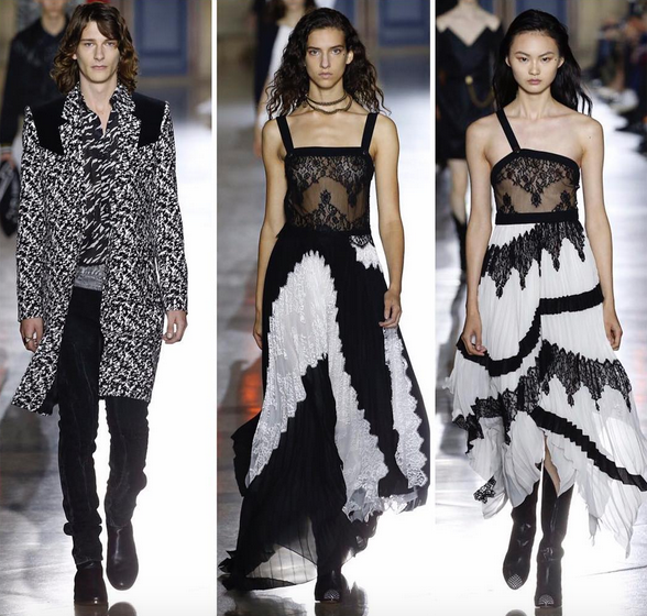 Givenchy Spring Summer 2018 by Clare Waight Keller