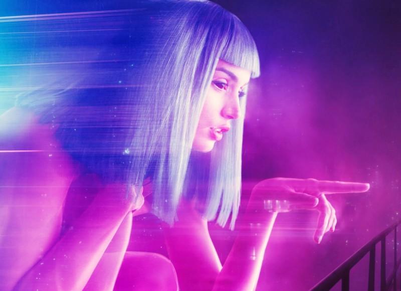 Blade Runner 2049, Joi, Villeneuve, cyberpunk