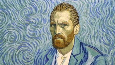 Vincent van Gogh, impressionism, post-impressionism, paint, paintings, art, art history, artwork, cinema, biopic, McLuhan, medium, event