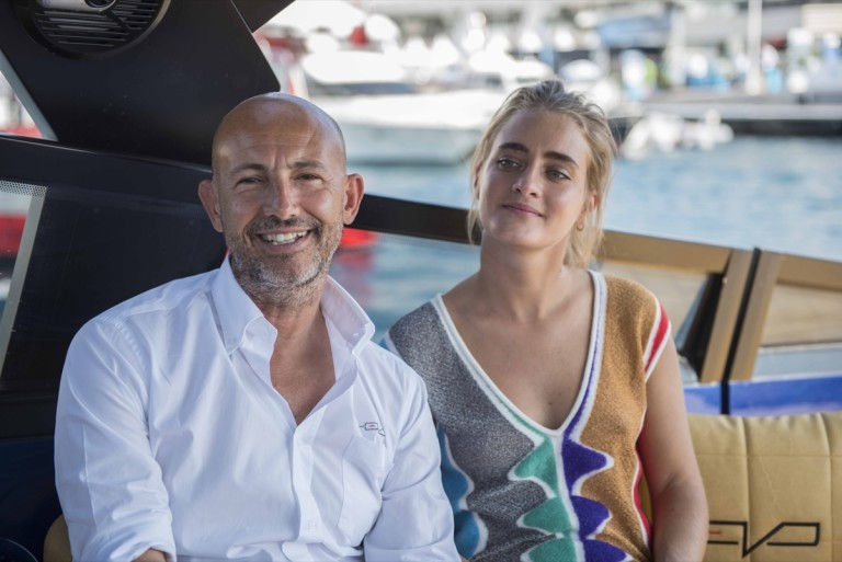 Collectible DRY interview with Corrado Del Fanti at Monaco Yacht show 17