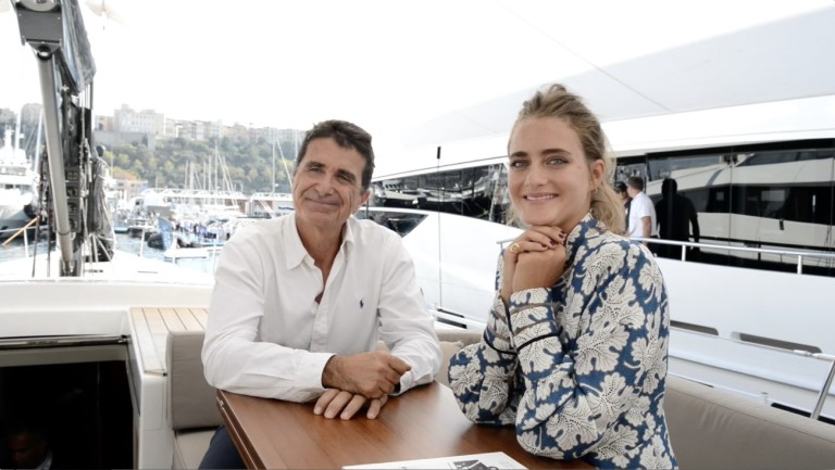 Enrico Chieffi interview with Collectible DRY on Monaco Yacht Show