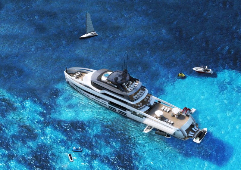 HD ocea 55 stern view all open monaco yacht show