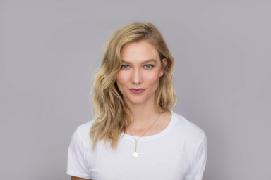 Karlie Kloss for collectible DRY