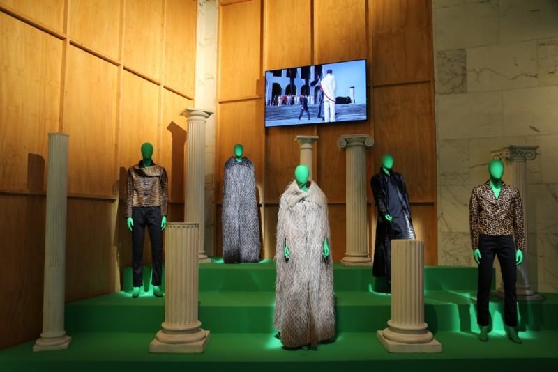 FENDI STUDIOS_Exhibition Images_The Palazzo of Desires