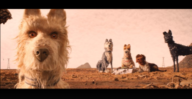Isle of the Dogs by Wes Anderson, 2018 Twentieth Century Fox