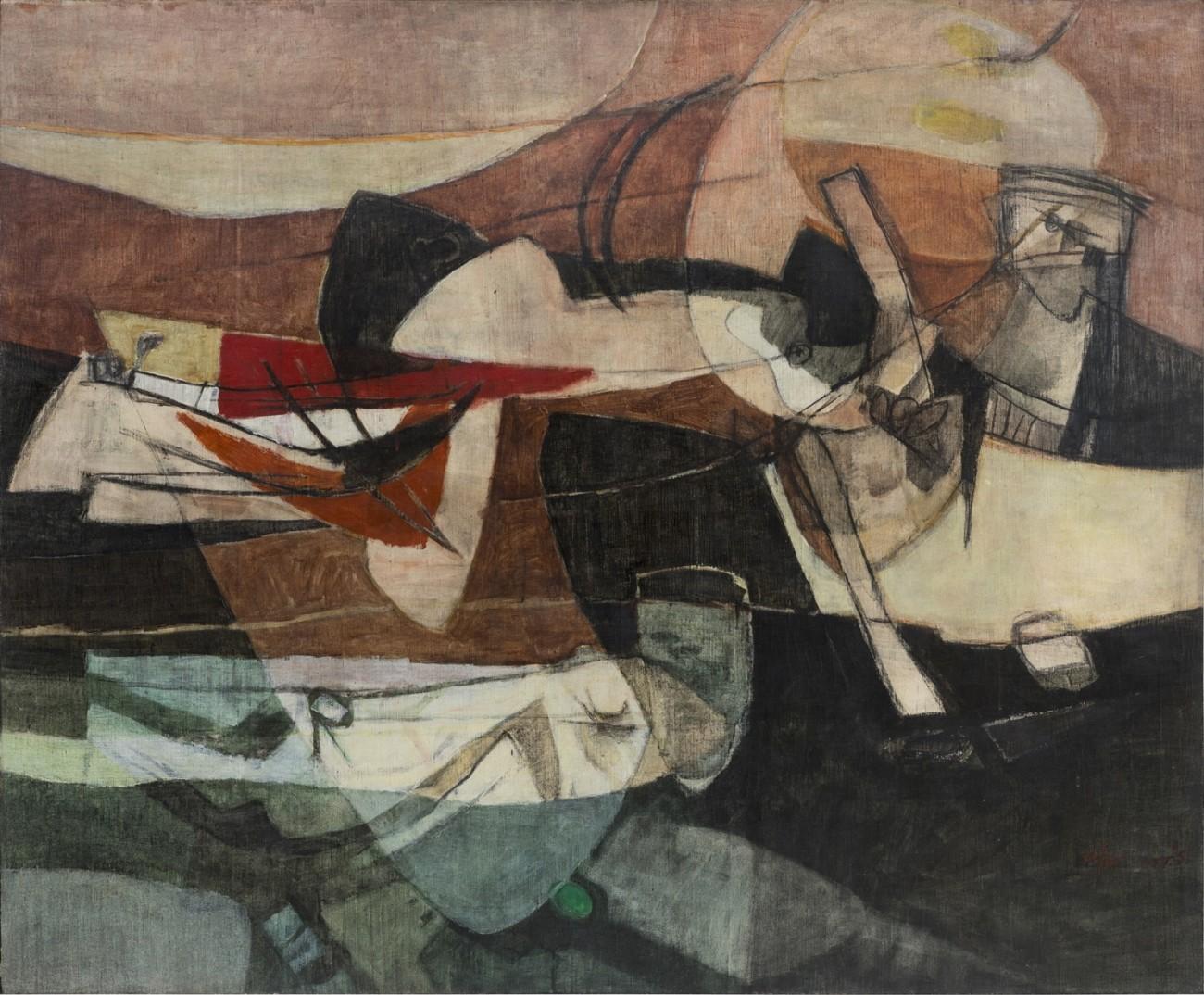 In SHAnGHAI, 'RoMA 1950 -1960'