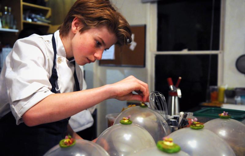 Chef Flynn, by Cameron Yates, Documentary, USA 2018, Will McGarry