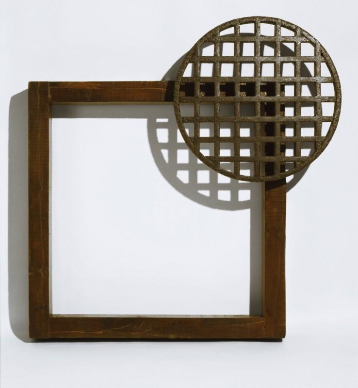 Ettore Colla Rilievo legno e ferro (Wood and Iron Relief), 1961 Courtesy Fondazione Prada