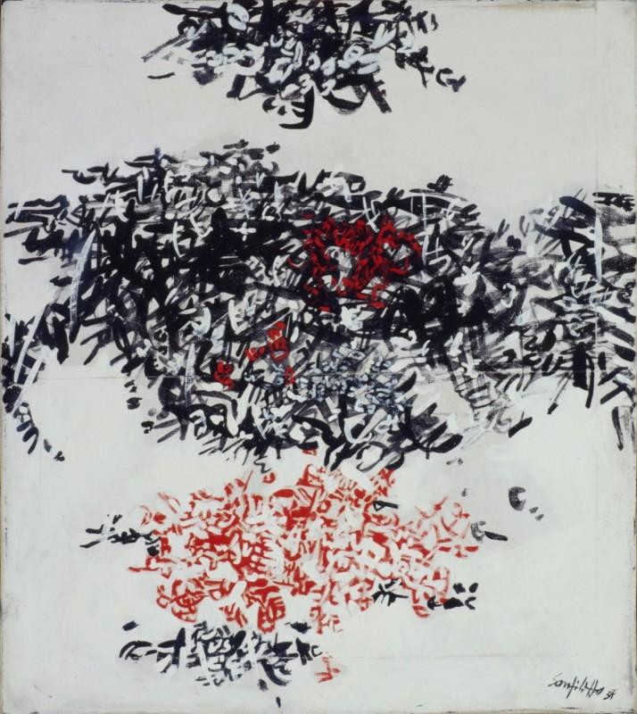 Antonio Sanfilippo Nucleo (Nucleus), 1957 Courtesy Fondazione Prada