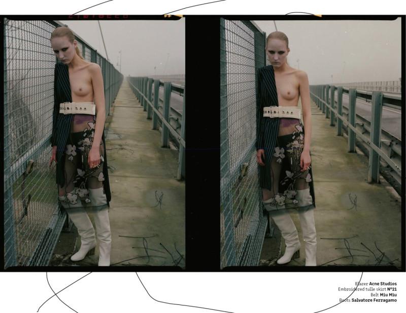 Ph Cristian Martinelli Fashion Jessica Daolio