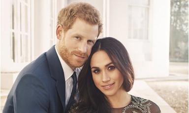 Prince Harry and Meghan Markle, photo source: Hello Magazine