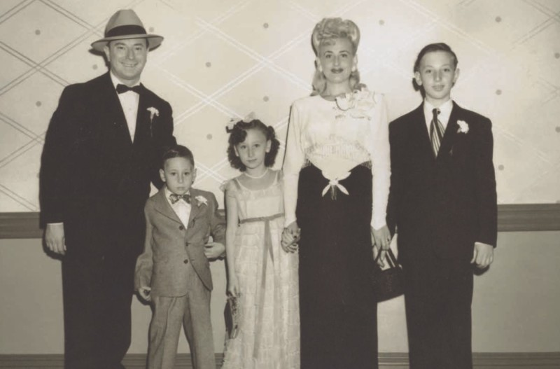 Moscot Family 1948