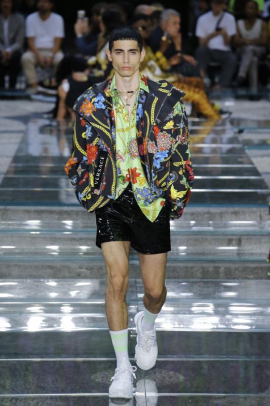 Versace spring summer 2019