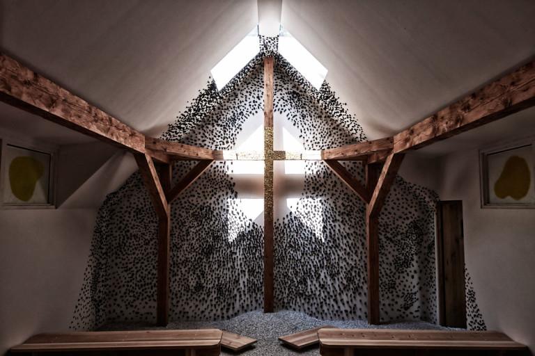 Vatican Chapels Terunobo Fujinori ph. Riccardo Gusti Biennale di Architettura Venezia