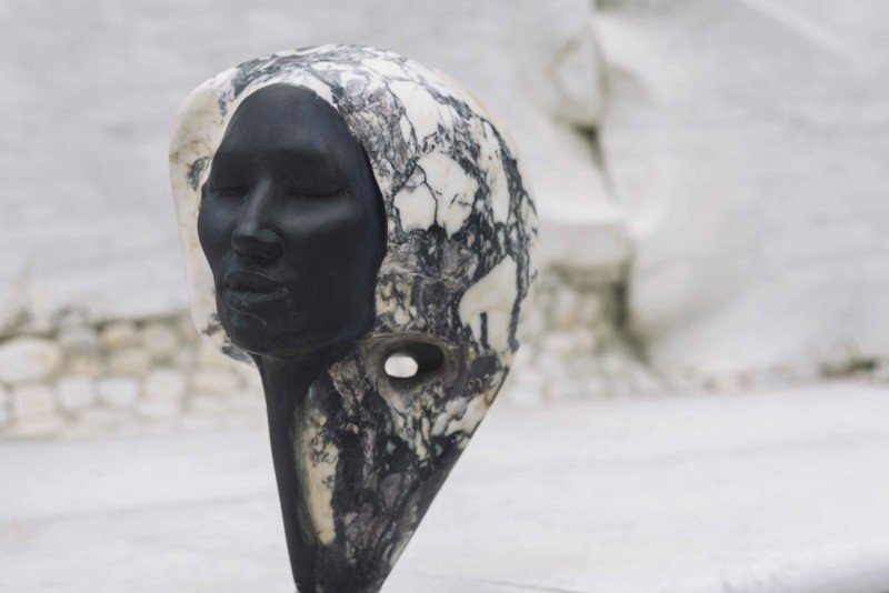 Materia Divina_Stanza del Vento_Montemarcello_Black face_Usama Alnassar2