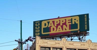 Gucci Dapper Dan Logo
